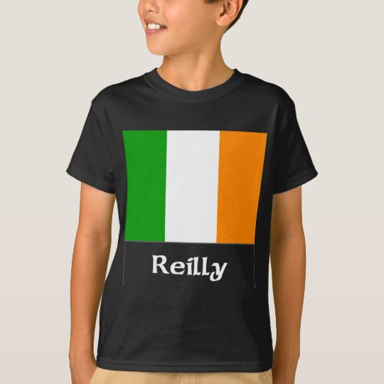 Reilly Irish Flag T-Shirt