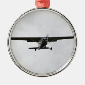 Reims Cessna On Finals Christmas Ornament