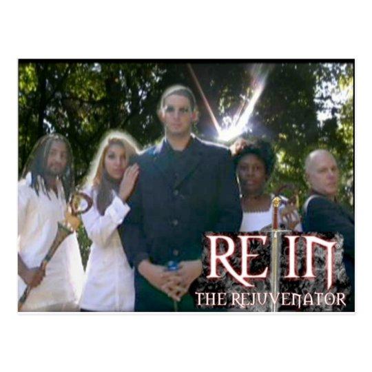 REIN Cast Postcards