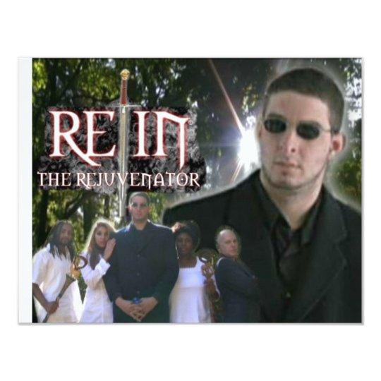 REIN Poster Invitations
