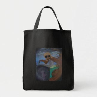 reincarnation tote bag