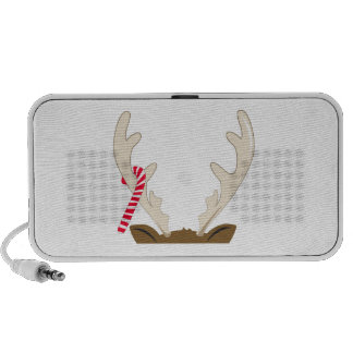 Reindeer Antler Speaker System