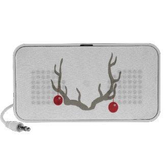 Reindeer Antlers Mini Speakers