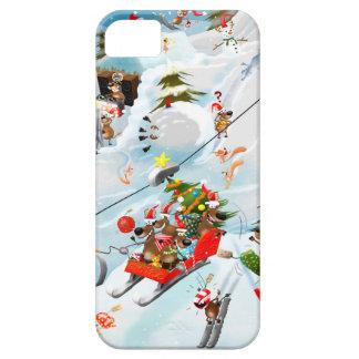 Reindeer Christmas Fun iPhone 5 Case