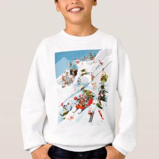 Reindeer Christmas Fun Sweatshirt