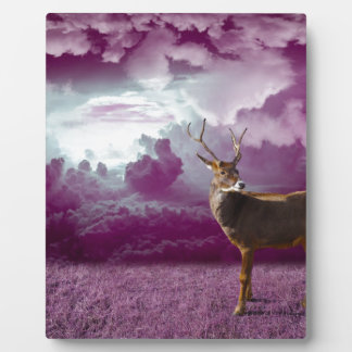 Reindeer Display Plaques
