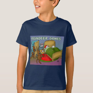 reindeer games 2 T-Shirt