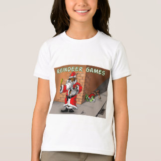 reindeer games 4 T-Shirt
