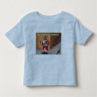 reindeer games 4 t-shirt