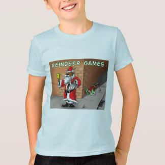 Reindeer games 4 tshirts