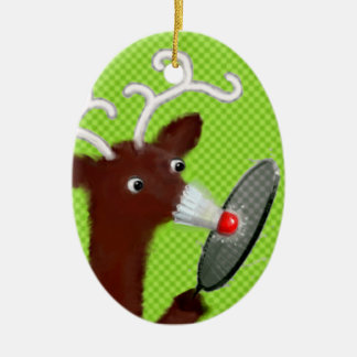 reindeer games christmas ornament