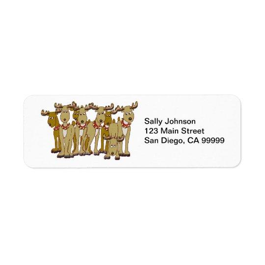 Reindeer Gang