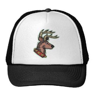 Reindeer Mesh Hats