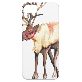 Reindeer iPhone 5 Case