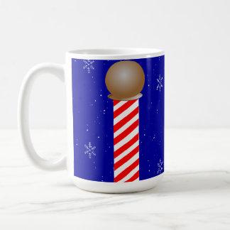 Reindeer Jazz North Pole Coffee Mag Coffee Mug