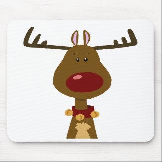 Reindeer Mouse Mat