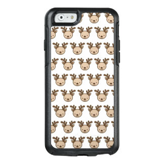 Reindeer Pattern iPhone 6/6s Otterbox Case