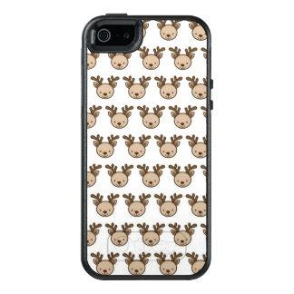 Reindeer Pattern iPhone SE/5/5s Otterbox Case