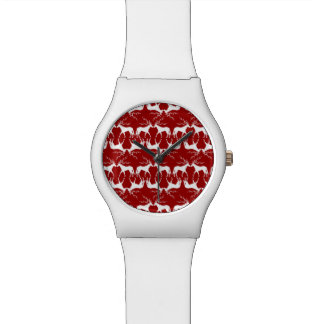 Reindeer Unicorn Pattern Watch