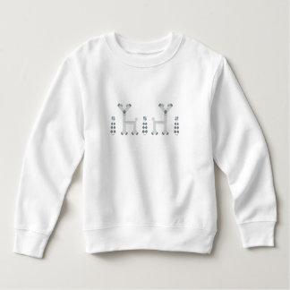 Reindeers Blue Sweatshirt