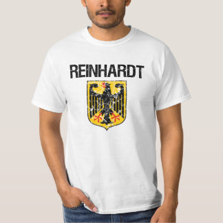 Reinhardt Last Name Tshirts