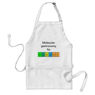 Reinhardt periodic table name apron
