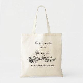Reino de los Sueños by Cris Montes Canvas Bags