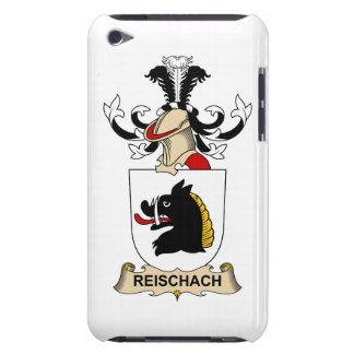 Reischach Family Crest Barely There iPod Cover
