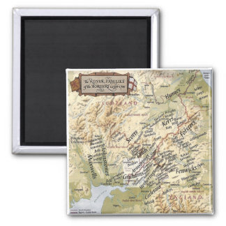 Reiver familes of the border square magnet