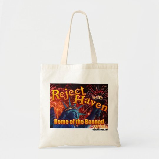 Reject Haven tote bag