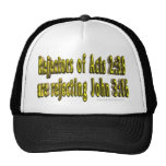 Rejectors of Acts 2:38 are rejecting John 3:16 Hat