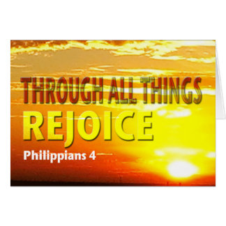 Rejoice Card