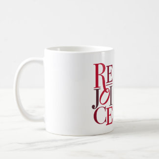 Rejoice Christmas Holiday Mug