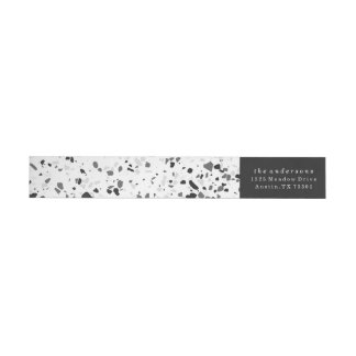Rejoice | Holiday Wrap Around Label