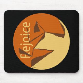 Rejoice Mouse Pad