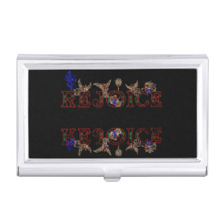 Rejoice Reflections Business Card Holders