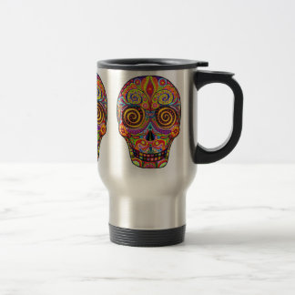 Rejoicing Quietus Stainless Steel Travel Mug