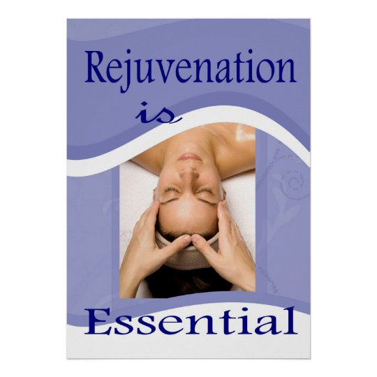 Rejuvenation Poster