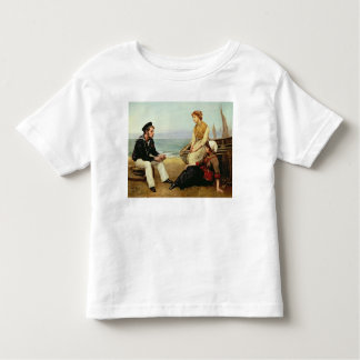 Relating his Adventures, 1881 Toddler T-Shirt