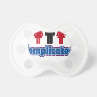 relationship status funny pacifiers