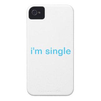 relationship status iphone case (i'm single) iPhone 4 case