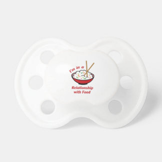 RELATIONSHIP WITH FOOD BooginHead PACIFIER