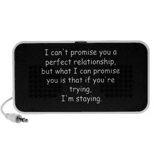 Relationships trying commitment love dedication PC speakers