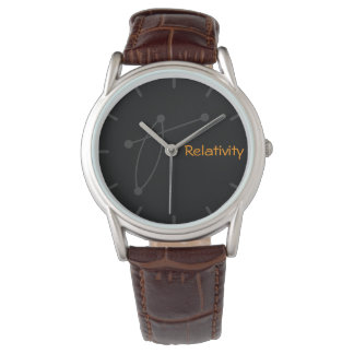 Relativity (type 3) watch