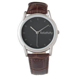 Relativity (type 8) watch