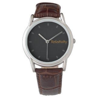 Relativity (type 9) watch