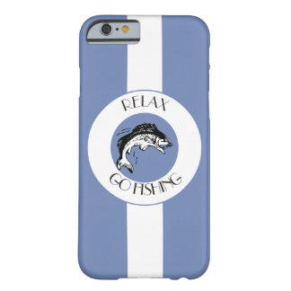 RELAXANDGO FISHING BARELY THERE iPhone 6 CASE