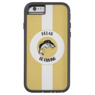 RELAXANDGO FISHING TOUGH XTREME iPhone 6 CASE