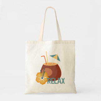 Relax Budget Beach Tote