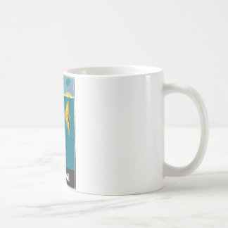 RELAX coffee cup